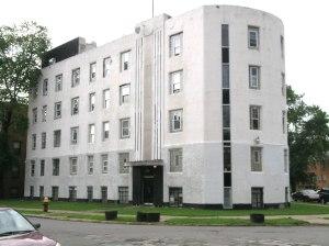 Historic Palmer Park Apartment, Detroit