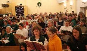 church-x-singing
