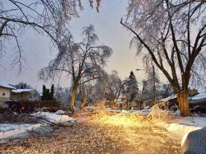 Courtesy: The Weather Network, Dec. 21